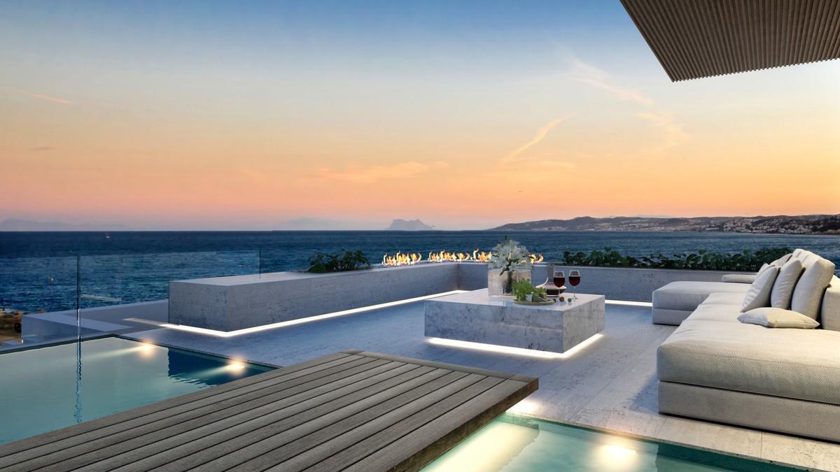 Ikkil Bay terrace